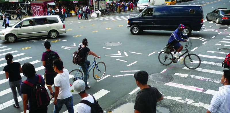 Can New York City Achieve a New Goal of Zero Traffic Deaths Per Year?
