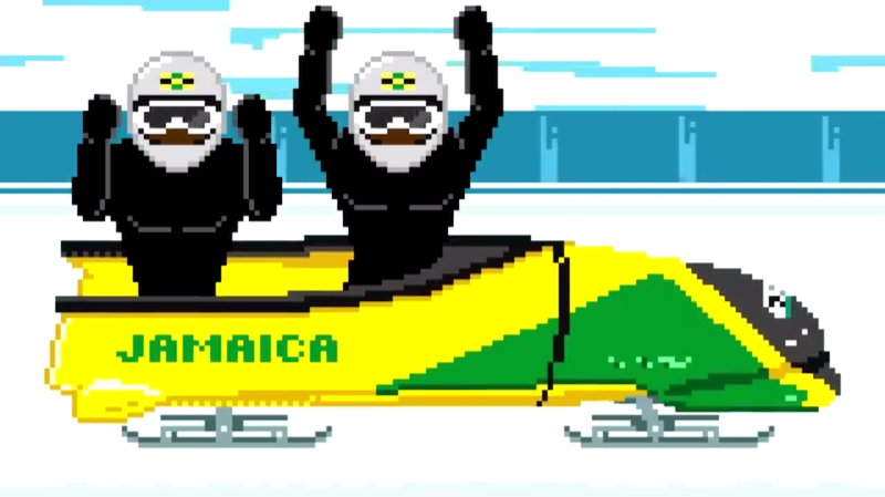 The Jamaican Bobsled Team Should Win a Medal For Best Theme Song
