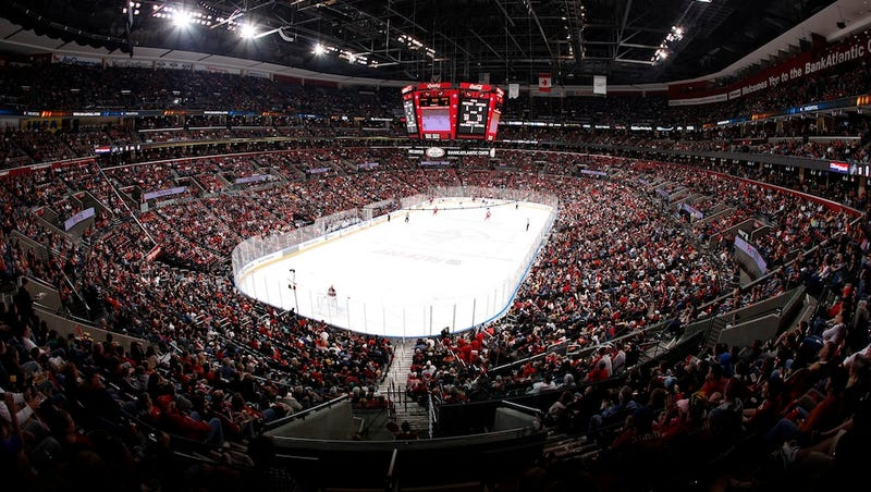 Florida Panthers Season Tickets Now Start At $7 A Game