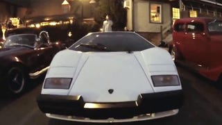 6 AM, Lamborghini Countach 5000 Edition