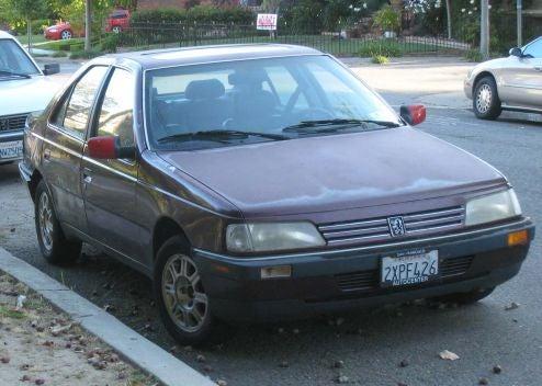 1991 Peugeot 405 S