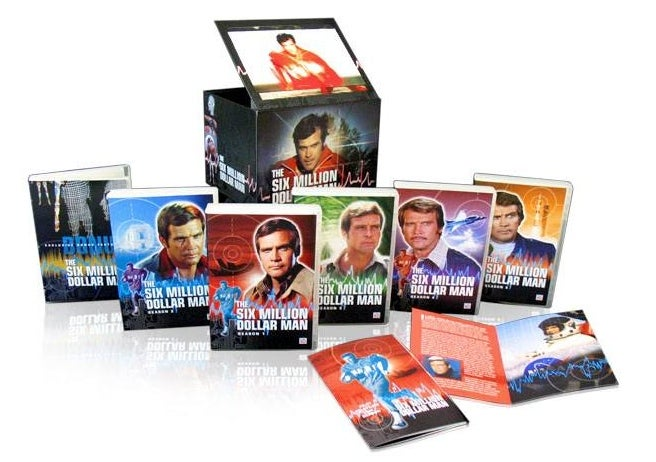 30 DVD sets that'll make the new year bright