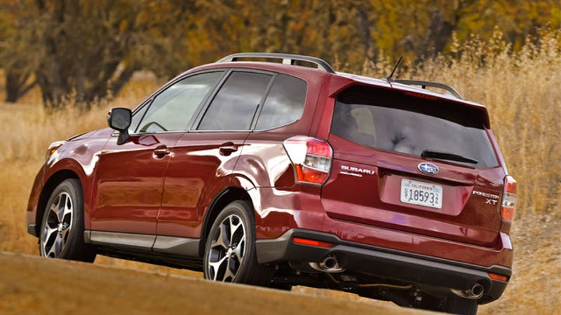 2014 Subaru Forester: Around The Block