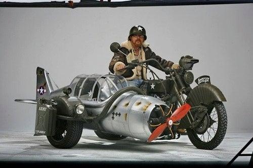 F4-F Wildcat Sidecar