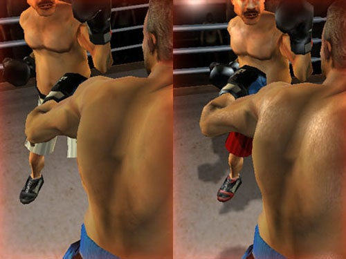 Side-by-side: The Same Game on the iPhone vs iPhone 3GS