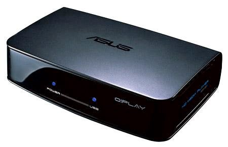 ASUS Updates O!Play Air HDP-R3 With WiFi-N For 1080p Streaming