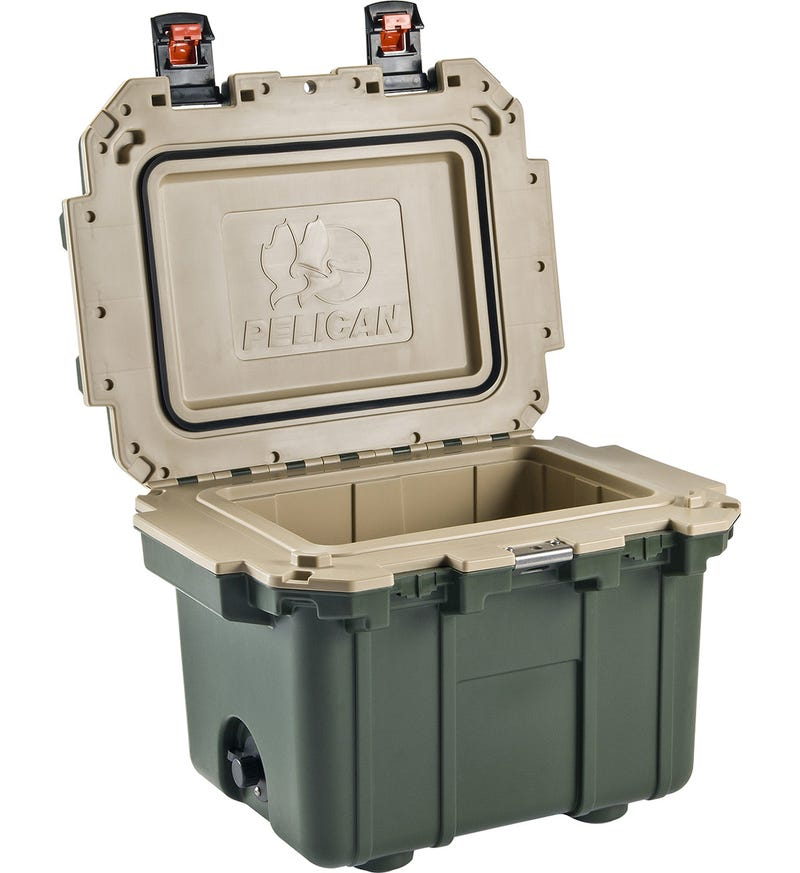 Pelican Built an Indestructible Cooler In Case Your Beer Falls Off a Cliff