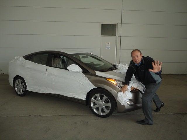 This Is The New Hyundai Elantra