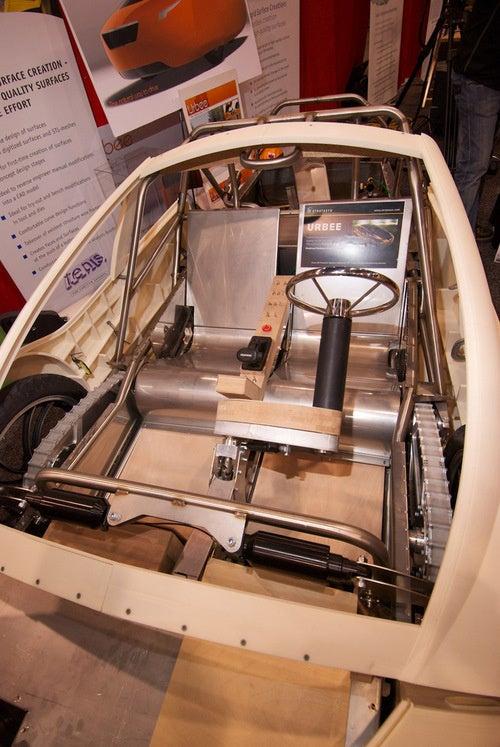 Urbee Printed Car