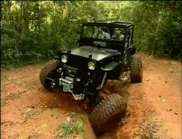 Its been a while Oppo, How ya been? Here have a couple Jeeps gifs