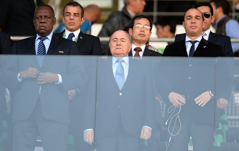 "Sepp Blatter: Giving Qatar The World Cup ""Was A Mistake"""