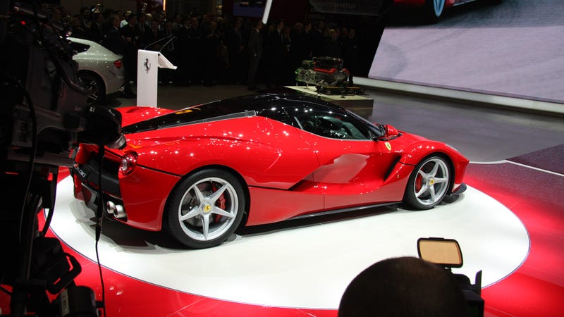 This Is More Of The 963 HP LaFerrari Hypercar