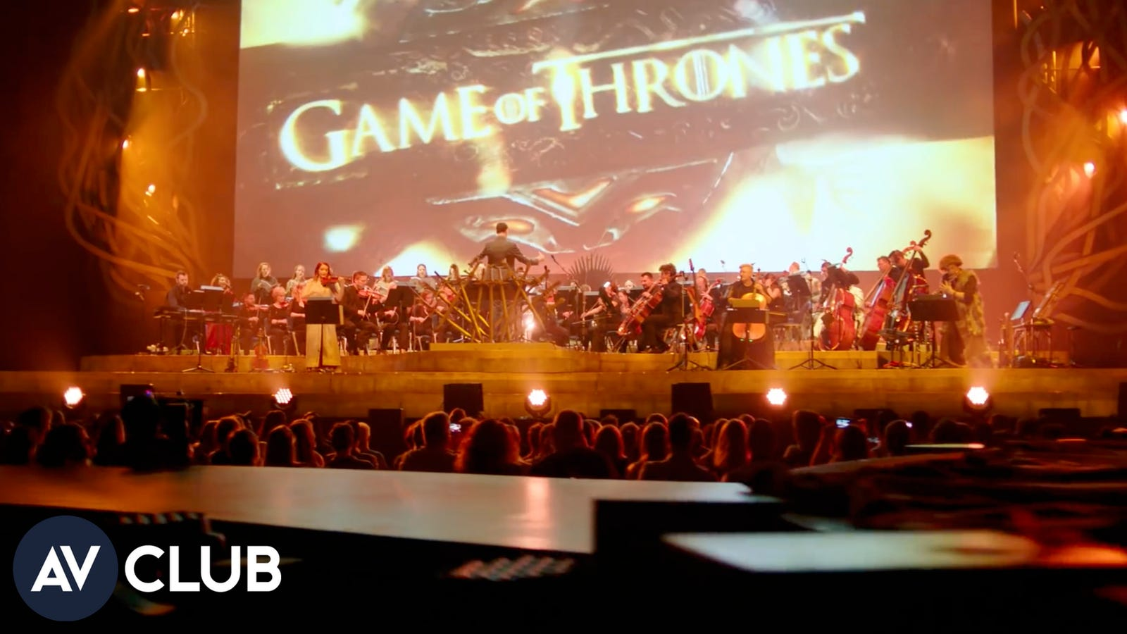 Game Of Thrones composer Ramin Djawadi loves playing the show's score live