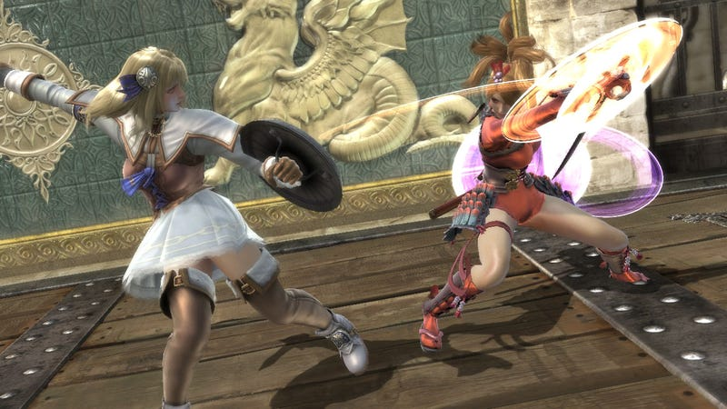 Why SoulCalibur V Only Had One-Fourth of a Full Story Mode