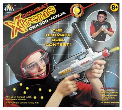 Combat Xtreme Ninja Set!