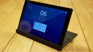 Xperia Z4 Tablet: Slick and Slim, With Laptop Aspirations