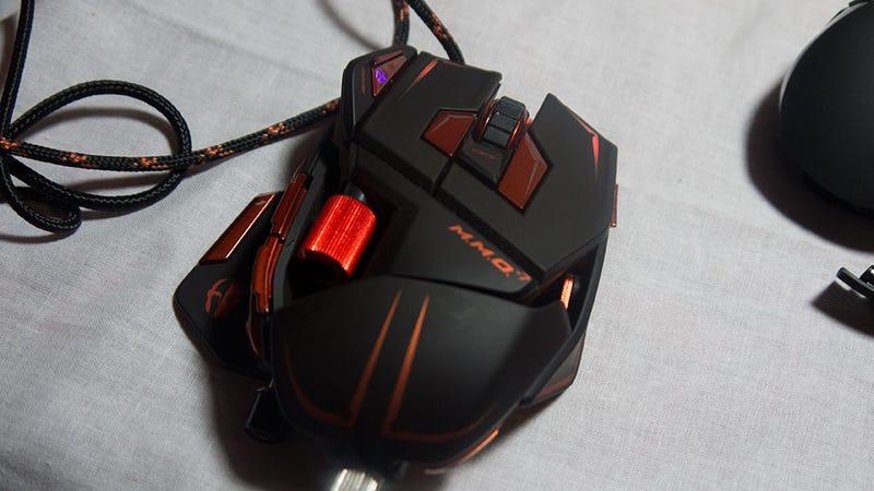 Kotaku Hardware Battles: MMO Gaming Mice