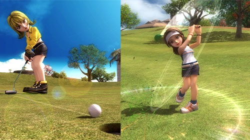 Hot Shots Golf PS3 Golfers Only 99 Cents