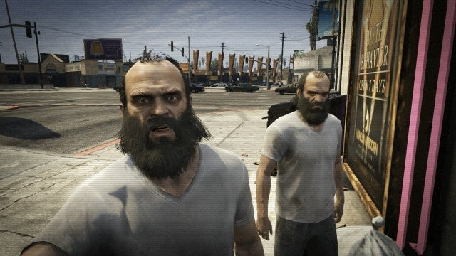The Most Surreal GTA V Glitch So Far: Clones, Clones Everywhere