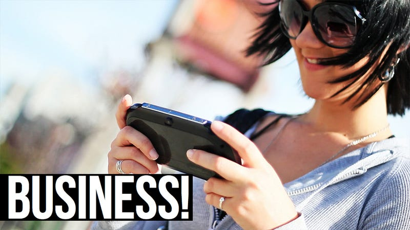 This Week In The Business: The Power Of The PlayStation Vita