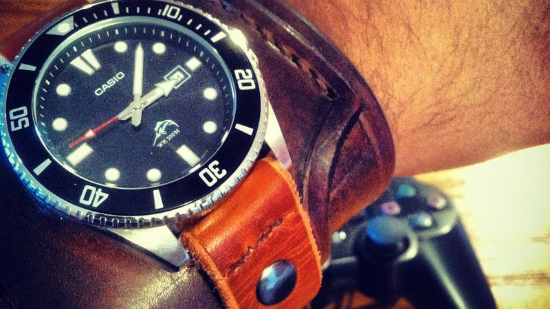 You'll Always Have Time for Treasure-Hunting With This Uncharted Watch