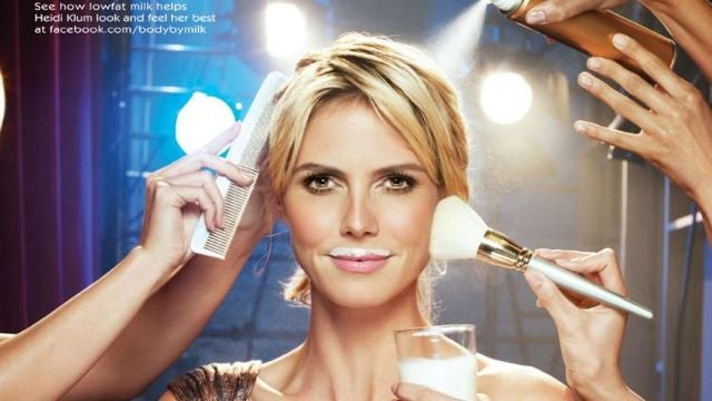 Heidi Klum Is Taking Naked Pictures For Project Runway
