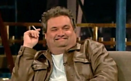 Artie Lange Stabbed Himself Nine Times. Jesus.