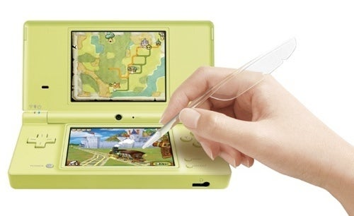 Nintendo Hands Out Zelda Feather Touch Pen (Again)