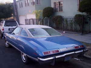 1973 Pontiac LeMans for a Hollywood-Clubbing $3,700!