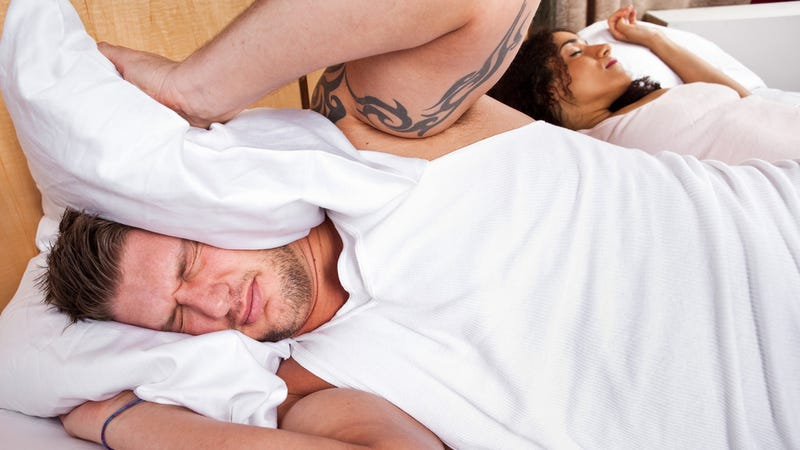 Hotels Now Discriminating Against Snorers