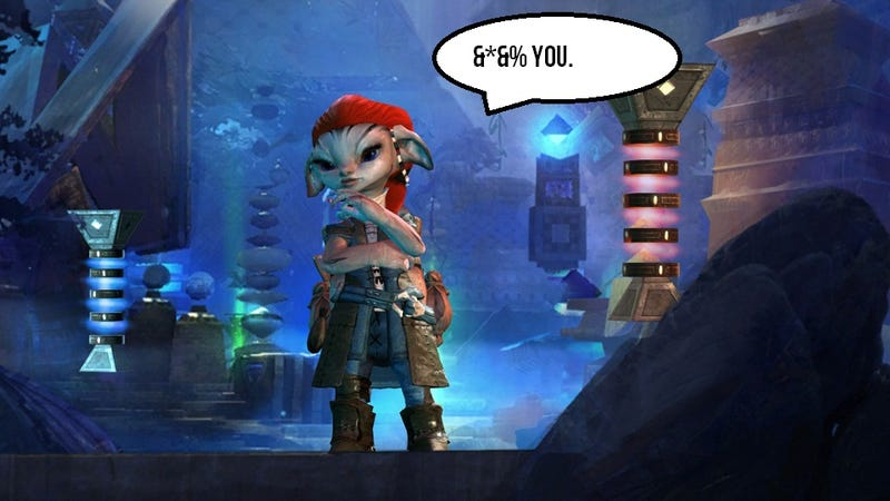 Reasons You May Be Suspended From Guild Wars 2: Holocaust 'Jokes', Racist Insults, Etc.