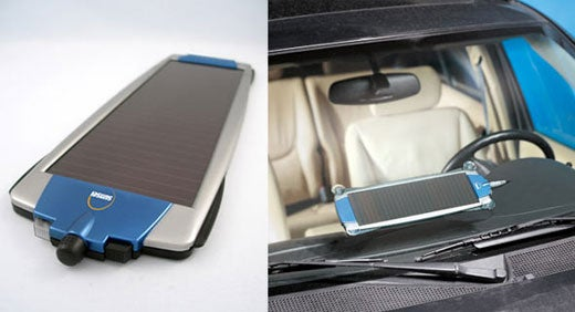 Here Comes the Sun: Sunsei Solar Charger Keeps That Battery Alive Longer