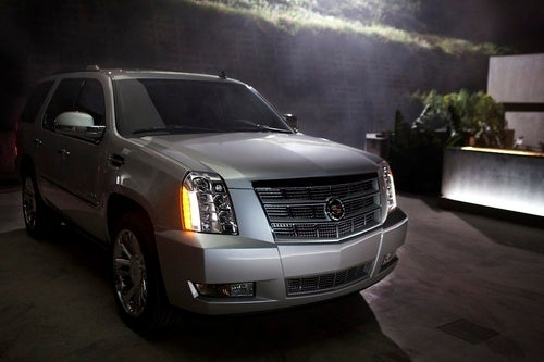 One Out Of Every 100 Cadillac Escalades Is Stolen