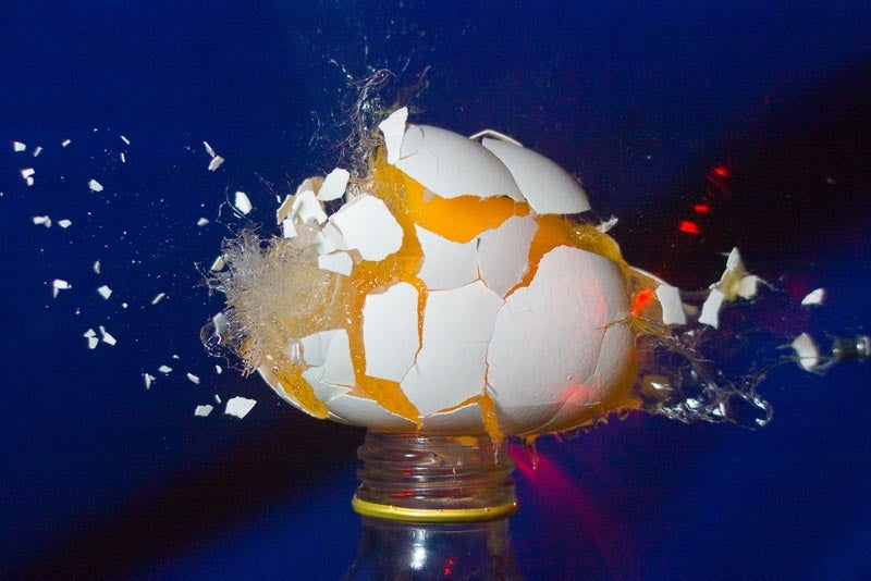Vivid Gallery of High Speed Photography