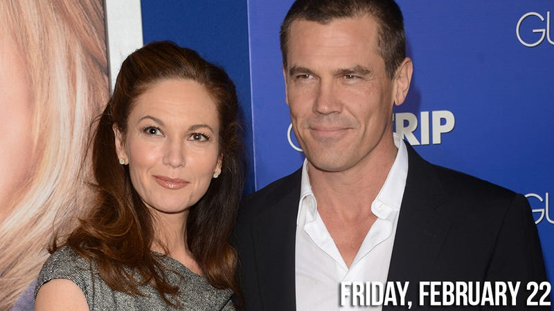 Sigh: Josh Brolin and Diane Lane Calling It Quits