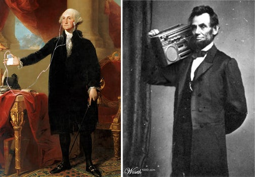 Presidents Day: Gadgets They Knew and Loved