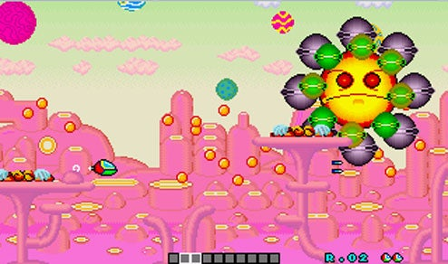 Sega Whips Up A Complete Fantasy Zone Collection