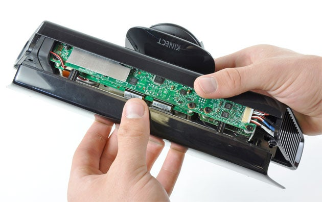 What's Inside A Kinect?