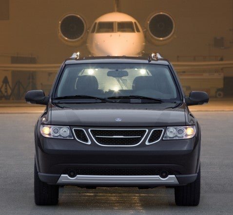 GM Makes With the Polaroids: Saab 9-7X Aero Gallery