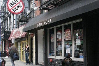 The Best Place To Get In A Bar Fight This Sunday