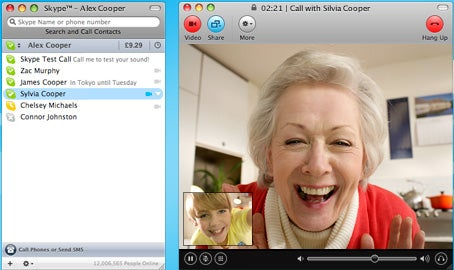 Skype 2.8 Integrates Screen Sharing for Better Procrastination Across Platforms