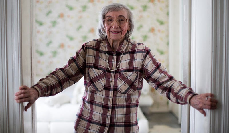Here's the 95-Year-Old Lady Who Tasted Hitler's Food for Poison
