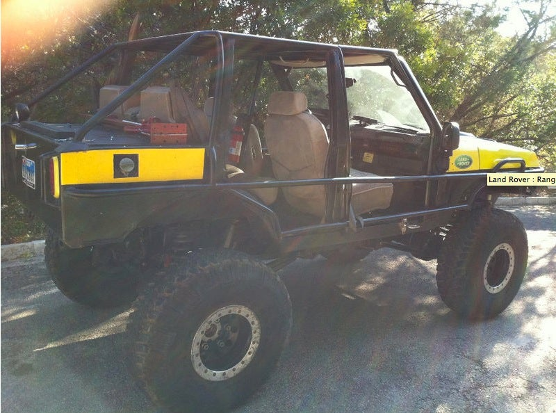 For $9,250, get a derange rover