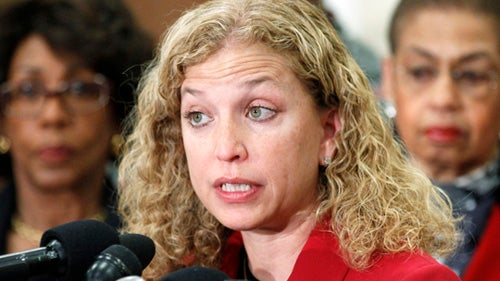 Debbie Wasserman Schultz Will Chair the Democratic Party
