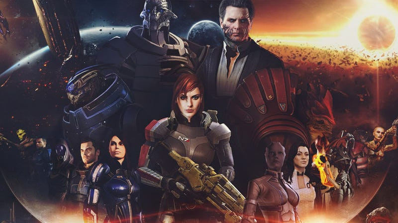 You Can Celebrate Mass Effect's Would-Be Holiday With a Look at the Upcoming Omega DLC