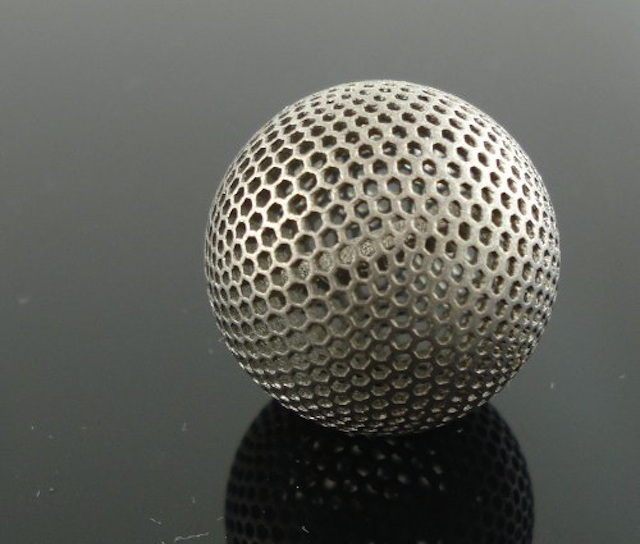 A $1 Million 3D Printer Could Give You the Tiny Titanium Balls You've Always Wanted