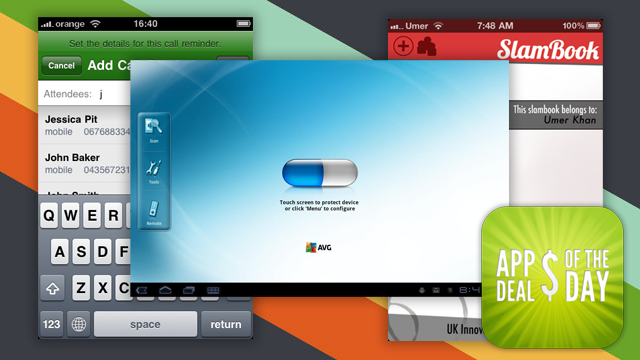 Daily App Deals: Protect Your Android Tablet With Anti-Virus Pro from AVG, Now 40% Off