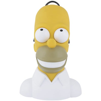 Giant Homer Head Radio