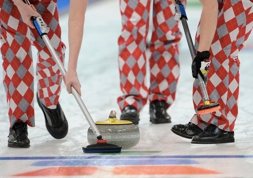 Wall Street Loves Curling