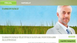 Ezt tette szegény Tarkovszkijjal a hősugárzó beszerzése weboldalról